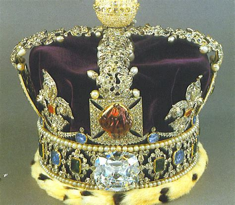 Noble Gems: The British Crown!