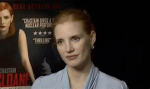 Someone Asked Jessica Chastain About Johnny Depp. Her Eye ...
