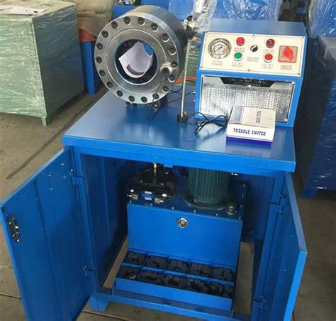 target hydraulic crimping machine power pack units