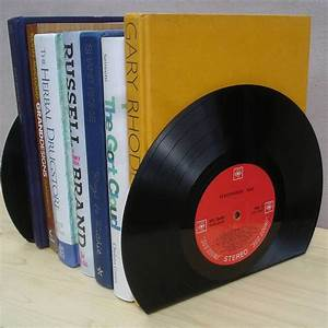 Rock, N, Roll, Vintage, Vinyl, Lp, Record, Bookends, Great, Music