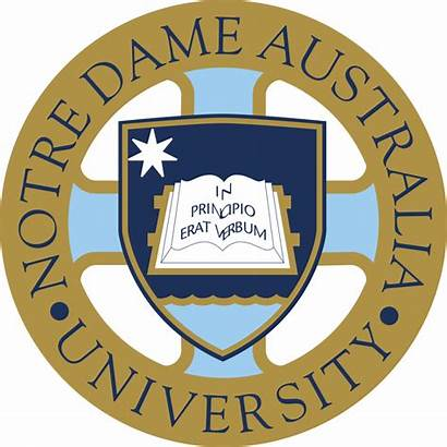 Dame Notre University Australia Sydney Svg Logos