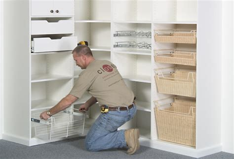 custom closet manufacturing design installation