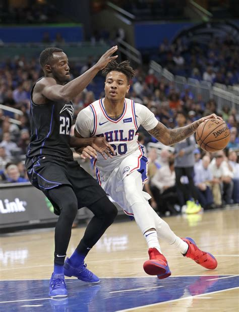 76ers' Fultz set to sit out until right shoulder examined ...