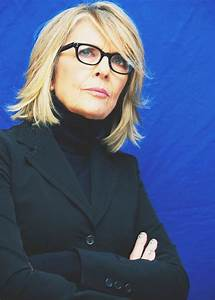 Diane keaton, Glasses and Love her on Pinterest