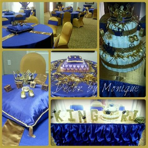 King Baby Shower Decorations - royal king theme baby shower decor by mlg event draping
