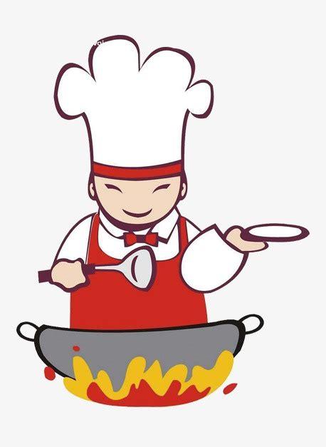 clipart cuisine gratuit cuisine cuisinier des personnages de dessins animés chef