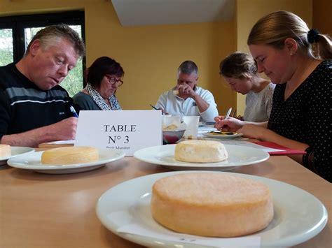 chambre agriculture haut rhin vosges 6ème concours des produits laitiers fermiers de l