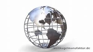 Kellerfenster Metall Mit Gitter : weltkugel aus metall in edelstahl bis 15 m durchmesser ~ Eleganceandgraceweddings.com Haus und Dekorationen