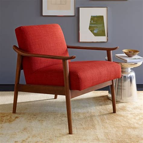 Modern Upholstered Living Room Chairs by Mid Century Show Wood Chair In 2019 Chairs Upholstered