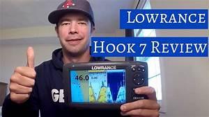 Lowrance Hook Review  Lowrance Hook 7 Gps  Fishfinder