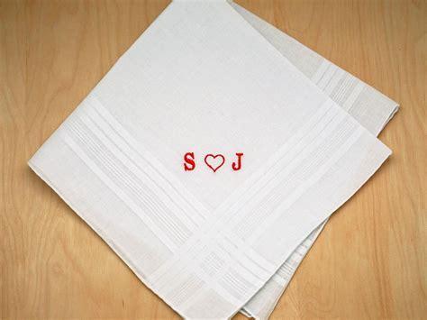 monogram m handkerchiefs initial handkerchief monogrammed m image gallery monogrammed handkerchiefs