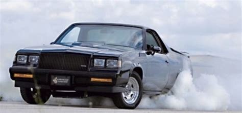 buick regal grand national gnx info pictures