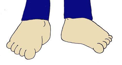 Cartoon Feet By Skippy1989 On Deviantart