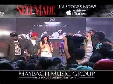 Rick Ross Introduces Maybach Jamaica & Maybach Music