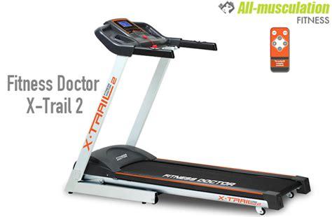 tapis de course fitness doctor x trail s 233 lection de deux tapis pas cher 224 acheter