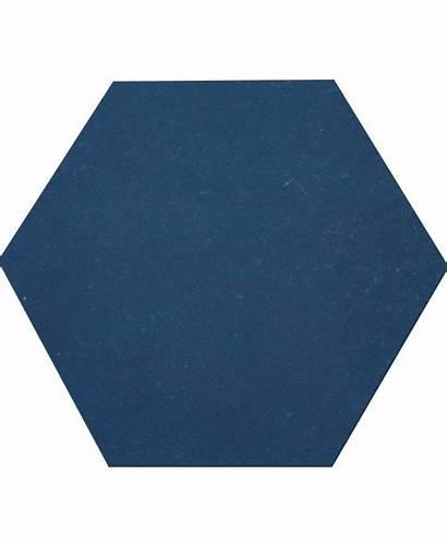 Tiles Hexagonal Solid Hexagon Cement Encaustic Marine