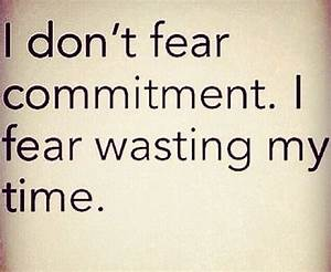 Commitment Quot... Commitment Quotes