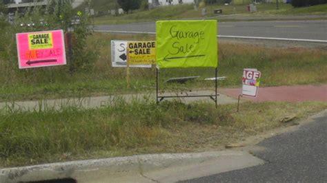 garage sales mn cambridge mn city wide garage day