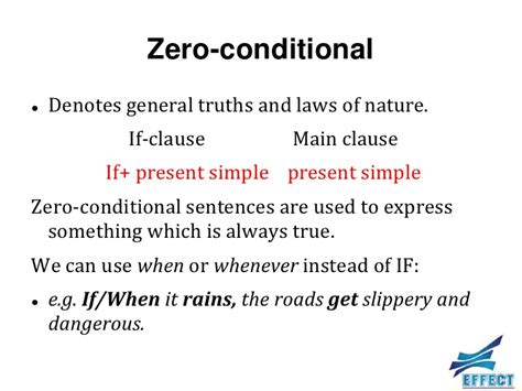 All Types Of Conditionals And Wish