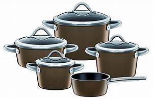 Topfset Induktion Silit : topf set topfset t pfe 5tlg vitaliano marrone induktion silargan aktion silit ebay ~ Yasmunasinghe.com Haus und Dekorationen