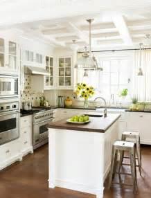 Kitchen Room Interior White Kitchen Room Interior Design