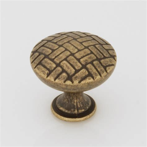 antique brass knobs for kitchen cabinets kitchen cabinet hardware 6401 knobs antique brass knob