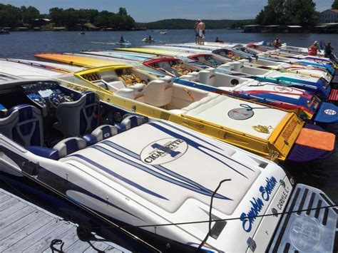 Performance Boats Lake Of The Ozarks by One Weekend In June