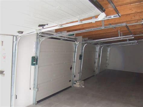 Porte Per Garage Sezionali by Porte Sezionali Per Garage Eleganti Funzionali E Sicure