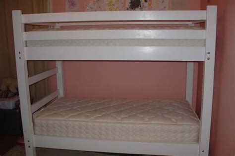 bunk bed plans  bed frame plans