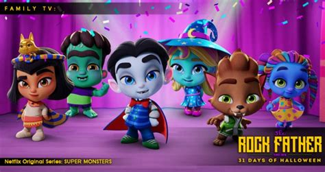 #31DaysOfHalloween: Netflix Brings SUPER MONSTERS to Life!