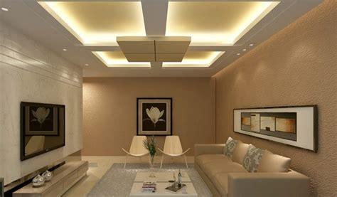 inspirasi  plafon minimalis ruang tamu kecil