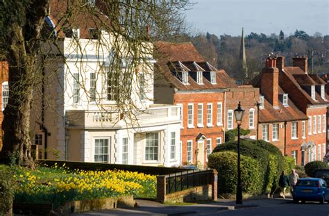 surrey places london near farnham villages towns eat