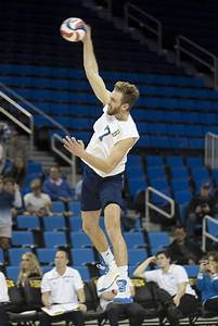 No. 2 men's volleyball notches back-to-back sweeps of No ...