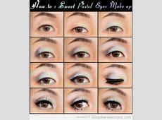 Maquillarse los ojos • Maquillaje de ojos paso a paso