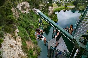 Top 7 Places to Bungy Jump in New Zealand | Seek the World