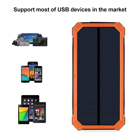 solar power bank 15000 mah outdoor solar lights with battery backup how to change