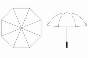Umbrella Template | Dringrames.org | Coloring Pages ...