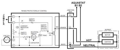 Honeywell Aquastat Cycling Fast Off