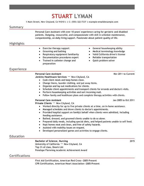 skills and experience example on resumes pca resume free excel templates