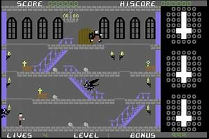 Commodore 64 platform games — this is the list of the best games