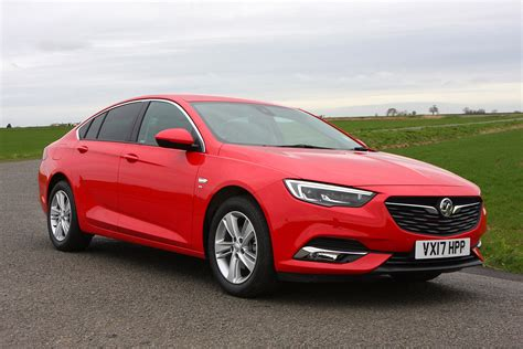 vauxhall insignia vauxhall insignia grand sport 2017 driving