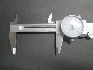 How To Use A Dial Caliper As An Automotive Machinist