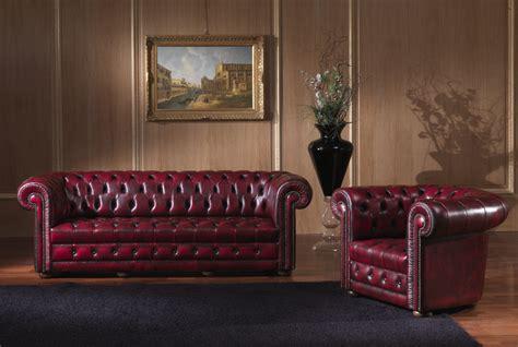 canapé classique canapé en cuir classique modèle chester magasin de