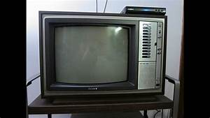 1976 17 U0026quot  Sony Trinitron Kv-1741r