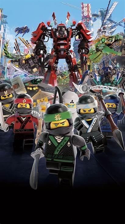 Ninjago Lego Wallpapers Phone Backgrounds Film Desktop