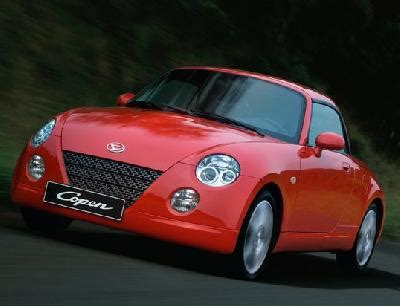 Daihatsu Copen Modification by Daihatsu Copen 0 7 Best Photos And Information Of