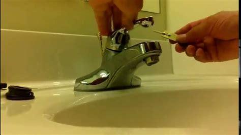 delta repair kit  single handle faucets youtube