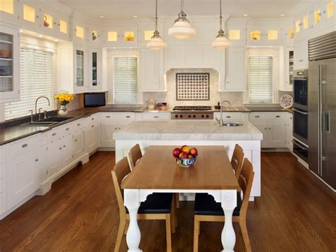 kitchen island table designs awesome kitchen island table decorating ideas images in