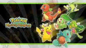 pokemon mystery dungeon