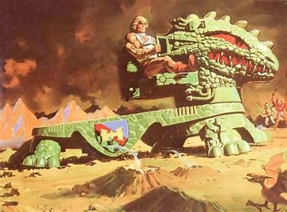 Masters Universe He Dragon Walker Box Wallpapers